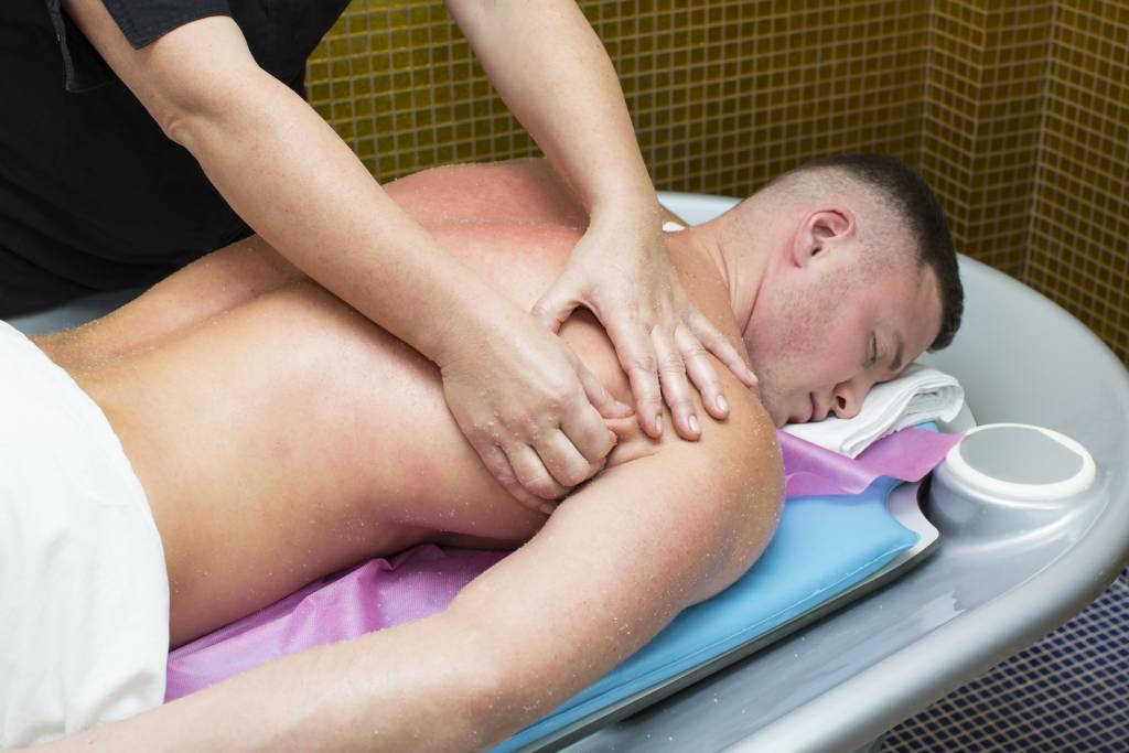 Deep Tissue Sports Massage - Harmonious Balance