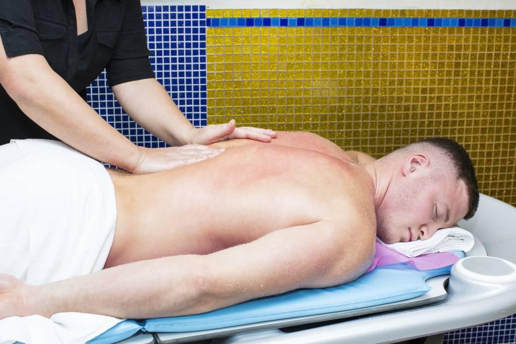 Deep Tissue Sports Massage - Harmonious Balance