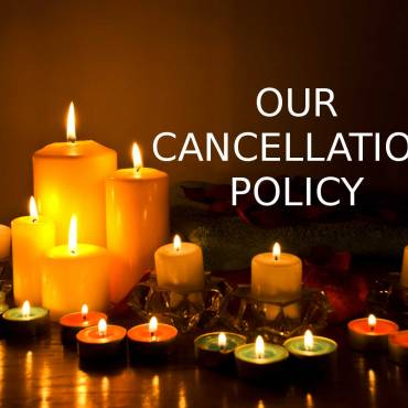 OUR CANCELLATION POLICY