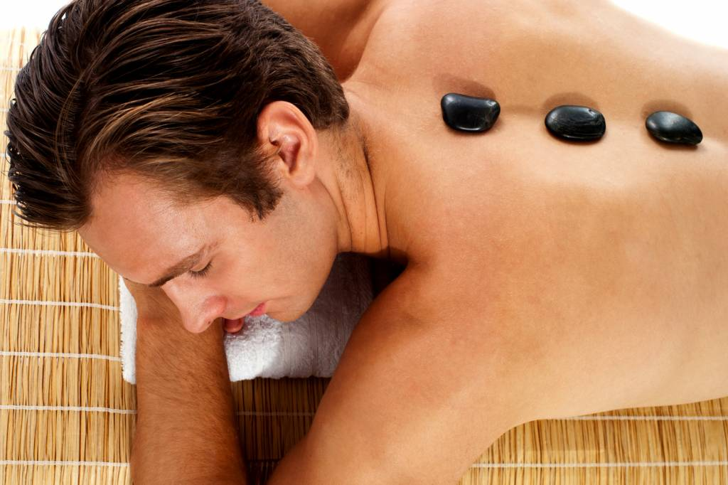Hot Stone Massage - Harmonious Balance - Services