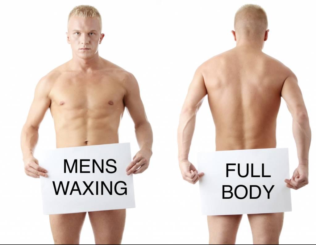Mens Waxing - Harmonious Balance