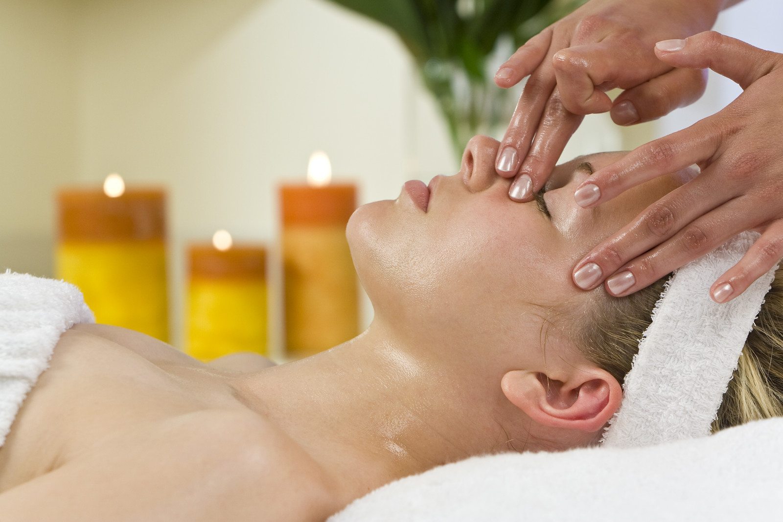 Aromatherapy Massage - Harmonious Balance - Treatments