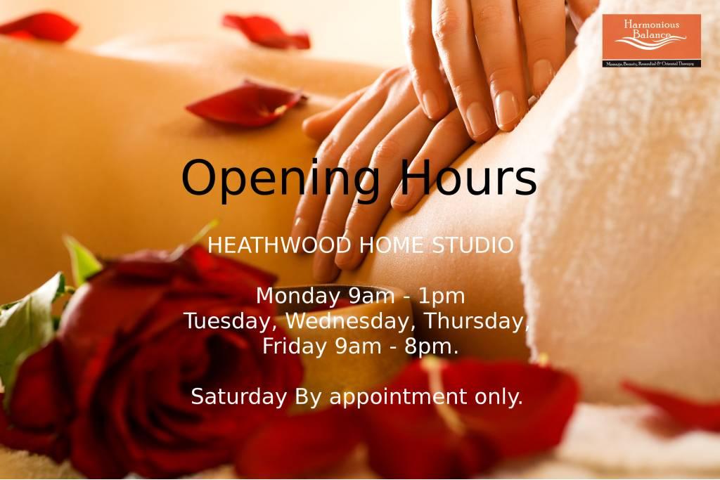Healthwood Studio - Harmonious Balance